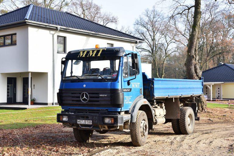 Hochbau // MMT Mecklenburg-Strelitzer Montage- und Tiefbau GmbH