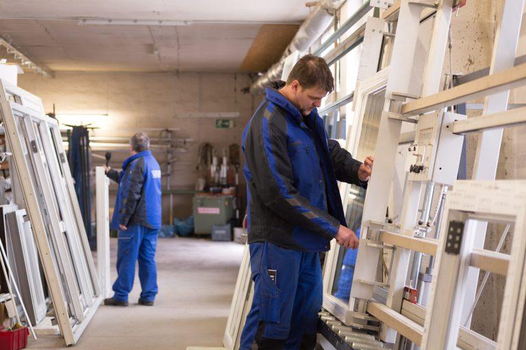 Fenster und Türen // MMT Mecklenburg-Strelitzer Montage- und Tiefbau GmbH